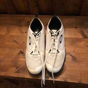 Gently used Oakley Golf Tennis Shoes